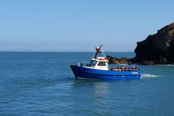 Skomer Open for 2016 Season!